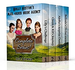 MAIL ORDER BRIDE Historical Complete ebook product image