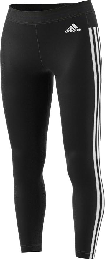 33e1af2b96f58 Amazon.com : adidas Women's Athletics Essentials 3-Stripes Tights ...