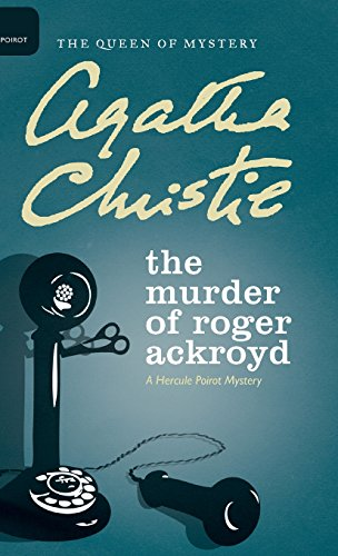 book cover of The Murder of Roger Ackroyd
