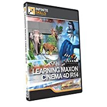 Learning Maxon Cinema 4D R14 - Training DVD