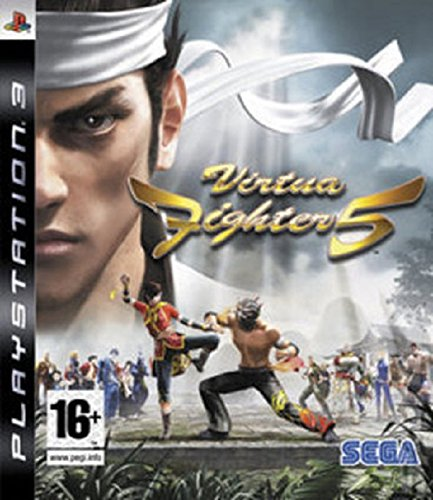 132f54fb47ff0 Virtua Fighter 5 - Playstation 3