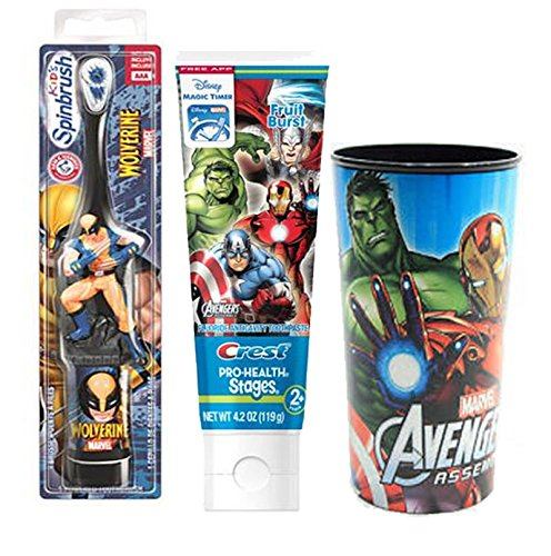 marvel-avengers-wolverine-spinbrush-kids-powered-toothbrush-crest-avengers-fruit-blast-toothpaste-42