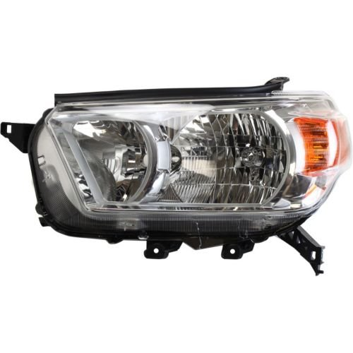 Price comparison product image MAPM Premium 4RUNNER 10-13 HEAD LAMP LH,  Lens and Housing