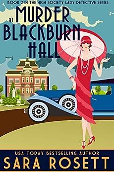 Murder Blackburn Hall Society Detective ebook product image