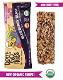 Don't Go Nuts Blueberry Blast Bar chewy granola with bluberries 10 bars