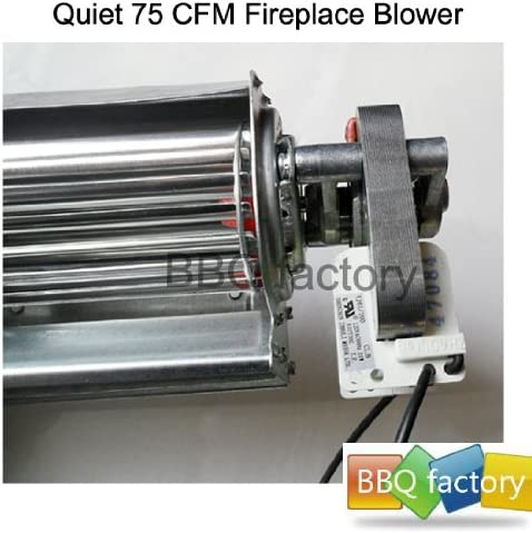 BBQ factory Chimenea de Repuesto Ventilador soplador para Calor de ...