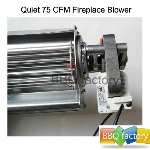 bbq factory replacement fireplace fan blower for heat surge import it all. Black Bedroom Furniture Sets. Home Design Ideas