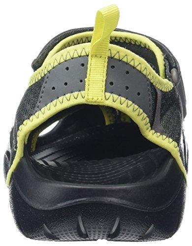 Swiftwater Uomo Grey Grigio Green Sandali Sandal M Ball Slate Crocs Tennis IxAPnTx