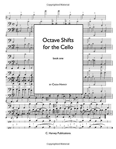 Read Online Octave Shifts for the Cello, Book One Text fb2 ebook