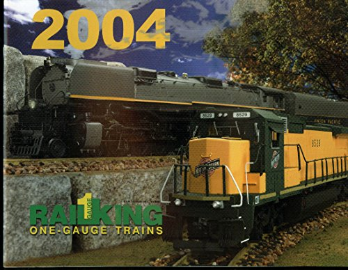 (MTH Electric Trains catalog RailKing One Gauge 2004)