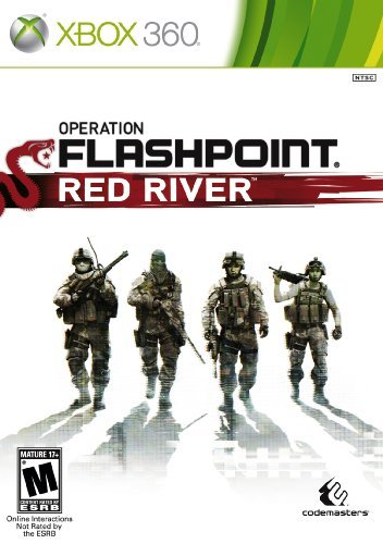 Operation Flashpoint: Red River - Xbox 360 by THQ by THQ