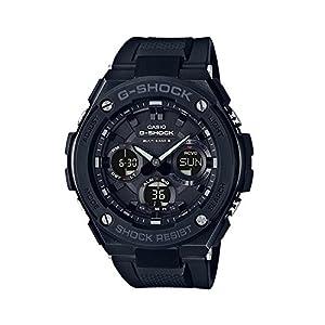 CASIO Reloj Analógico-Digital para Hombre Correa en Resina GST-W100G-1BER 7