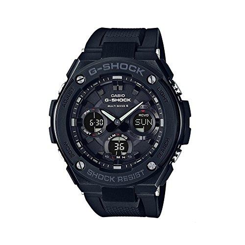 CASIO Reloj Analógico-Digital para Hombre Correa en Resina GST-W100G-1BER 1