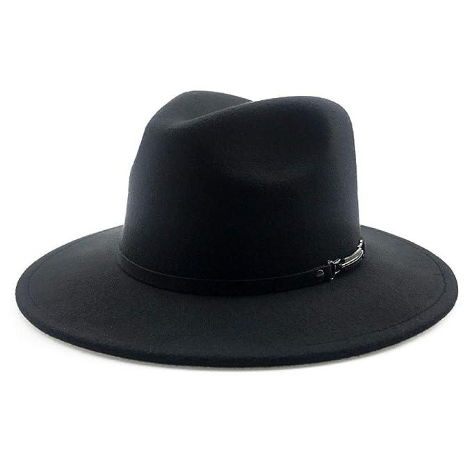 8ee63b714e OLIS,Uomo Cappello Fedora Gangster Borsalino Donna Feltro Trilby Panama  Jazz Cappelli,1-OneSize: Amazon.it: Abbigliamento