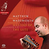 Masters of the Lute - Matthew Wadsworth