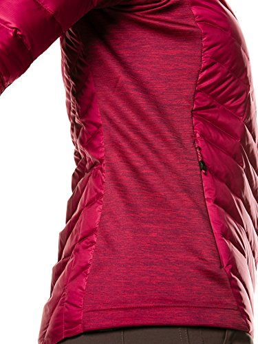 Veste Stretch Down Betterave Reflect Tephra Berghaus Rouge Femme xIn51BqqwP