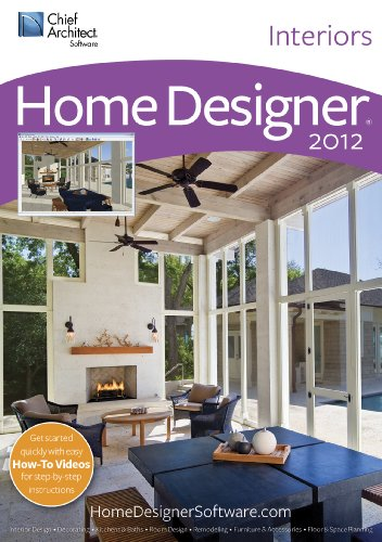 Home Designer Interiors 2012 [Download] by Chief Architect