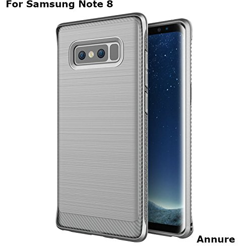 4f7fd07dceb Annure Samsung Galaxy Note 8 Back Cover Case - Luxury  Amazon.in   Electronics