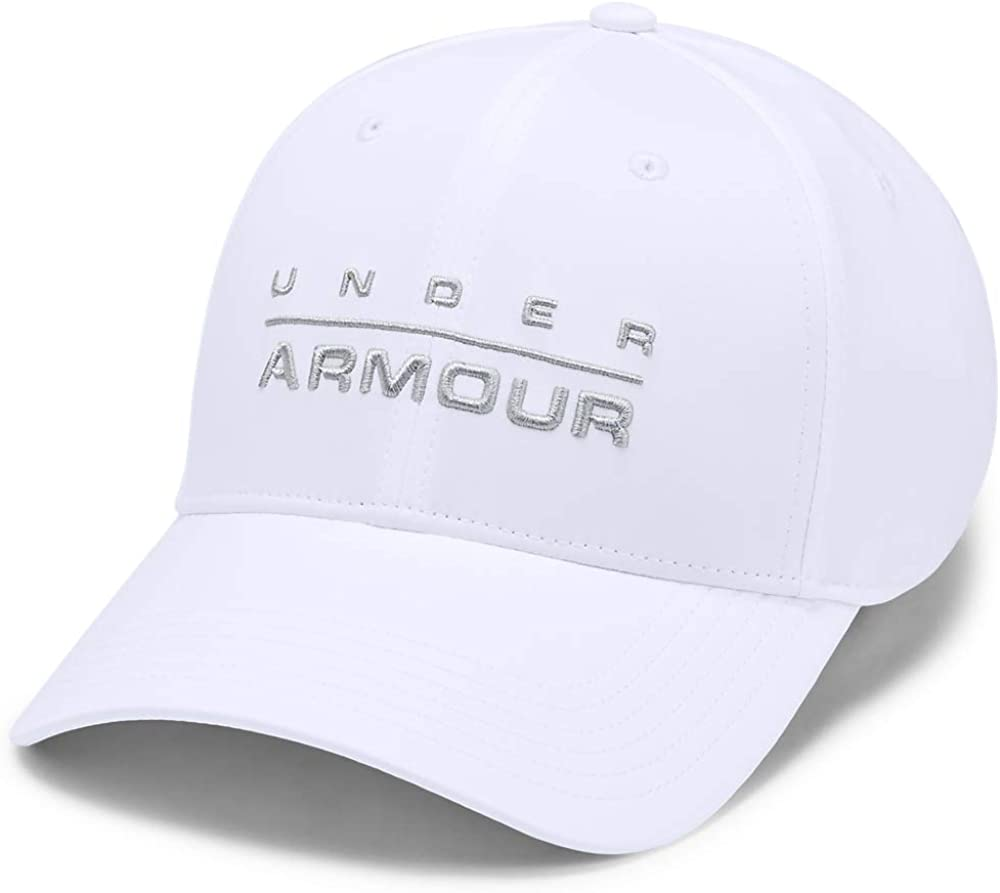 Under Armour Mens Wordmark Str Gorra Hombre