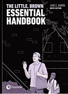 Amazon literature an introduction to reading and writing the little brown essential handbook fandeluxe Image collections
