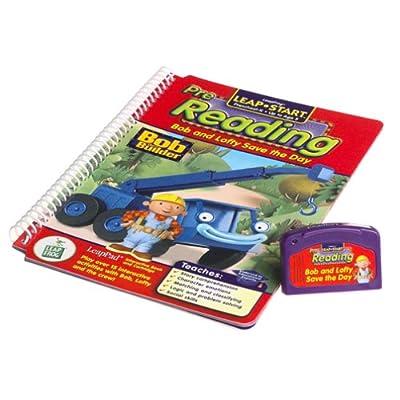 LeapPad: LeapStart Pre-Reading -