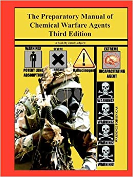 Book The Preparatory Manual of Chemical Warfare Agents Third Edition