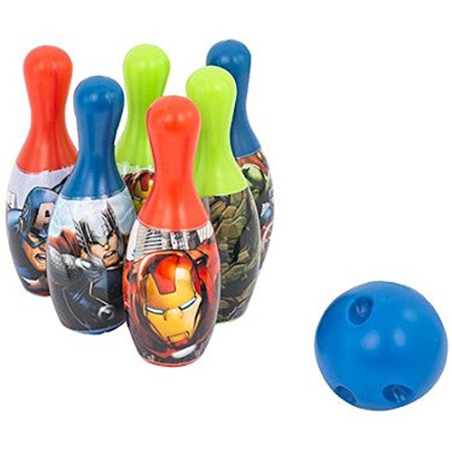 Marvel Avengers 6 Pin Bowling Set by Marvel
