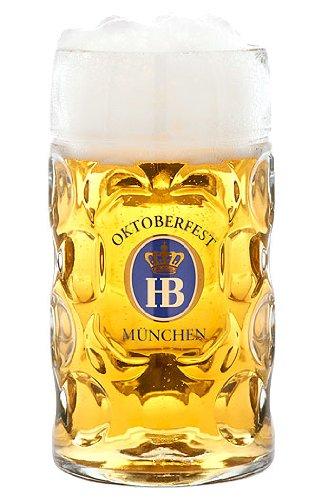 Oktoberfest Bierkrug / Maßkrug