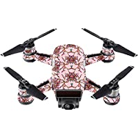 Skin For DJI Spark Mini Drone – Flower Crown | MightySkins Protective, Durable, and Unique Vinyl Decal wrap cover | Easy To Apply, Remove, and Change Styles | Made in the USA