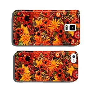 Autumn background cell phone cover case Samsung S5