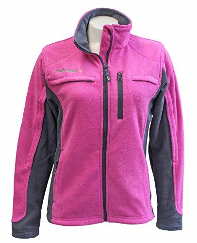 Chemo Cozy Cozy Fleece - Womens - Chemotherapy Clothing Pink