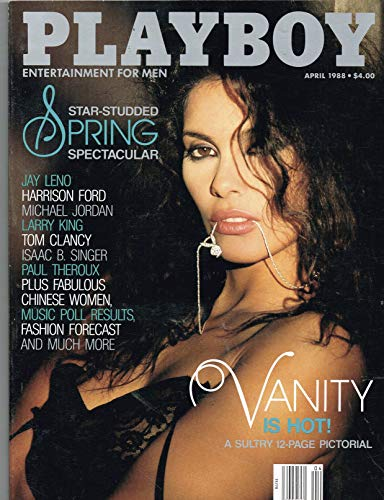 (Playboy - 1988 April)
