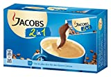 Jacobs 2in1 Instant Coffee Sticks, Pack of 12, 12 x 10 Single Servings