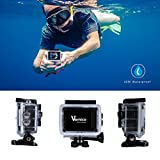 Vemico-4k-Action-Camera-Wi-Fi-Waterproof-16MP-1080p-Full-HD-20-Screen-Sports-Helmet-Cam-with-Free-Mounting-Accessories-and-1050mAh-Battery-for-Bikes-Motorbike-SnorkelingSilver