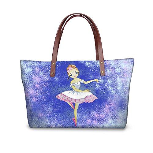 Shopping Dfgcc1858al Handbags Tote Handle FancyPrint Women Bages Top Satchel dnwS8dpvgx