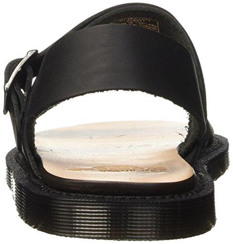 Top S Sandal Dr Low Kennet Uomo Halton Nero Martens Scarpe Black SvqHg