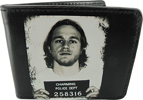 Wallet Anarchy (Sons Of Anarchy Jax Mugshot Wallet 4 x 4in)