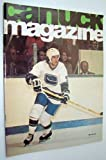 img - for Vancouver Canuck Magazine, November 30, 1974 - Colour Cover Photo of Don Lever book / textbook / text book