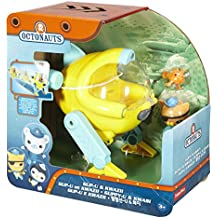 Fisher-Price Octonauts Gup-U & Kwazii Toy