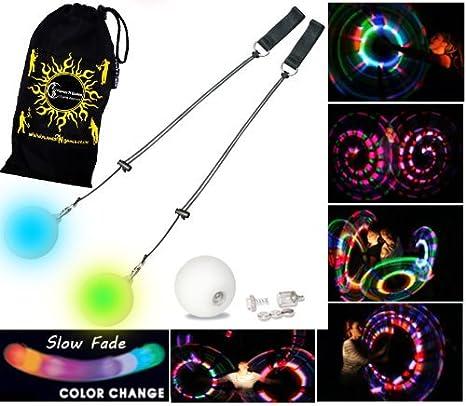 Review LED Poi - Glow