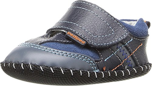 pediped Boys' Originals Clive-K, Navy, X-Small E (2.5-3.5 E US Infant)