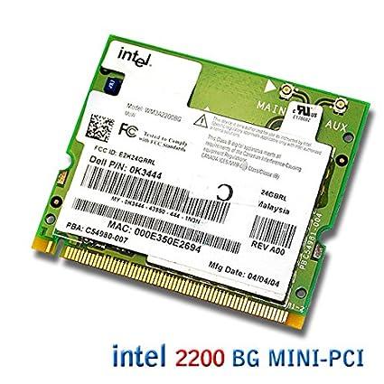 Dell Latitude 120L Notebook Intel PRO/Wireless 2200BG WLAN Driver Download (2019)