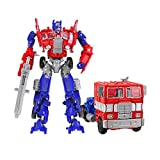 Kiditos Transformers Optimus Prime Die Cast Metal Edition Robot To Truck Converting Figure