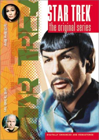 Star Trek - The Original Series, Vol. 20, Episodes 39 & 40: Mirror Mirror/ The Deadly Years