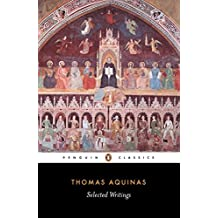 Selected Writings of Thomas Aquinas