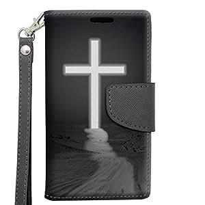 Samsung Galaxy S6 Edge Plus Wallet Case - Christianity