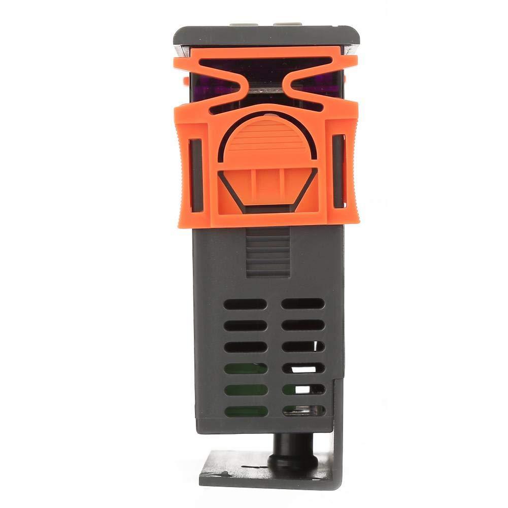 Termostato digital Controlador electr/ónico de temperatura ajustable Sensor inteligente de temperatura MH1301B Para equipos de alta temperatura