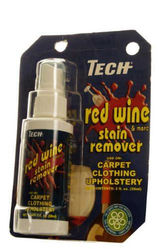 tech red wine stain remover 2 oz home garden household supplies household cleaning supplies. Black Bedroom Furniture Sets. Home Design Ideas