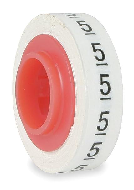 3 m Scotchcode dispensador de cinta estantería del alambre, alambre esrella kinésica número 5