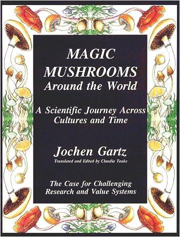 Magic Mushrooms Around the World: A Scientific Journey